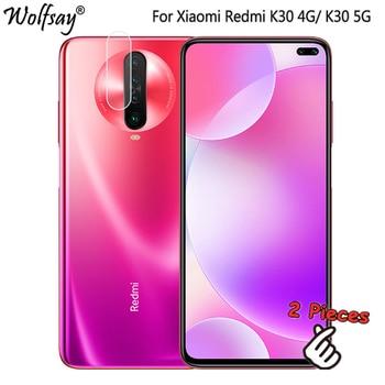 Перейти на Алиэкспресс и купить 2 шт. нано стекло для камеры для Xiaomi Redmi K30 Защитная пленка для экрана для Xiaomi Redmi K30 4G Полное покрытие стекло для объектива для Redmi K30 5G