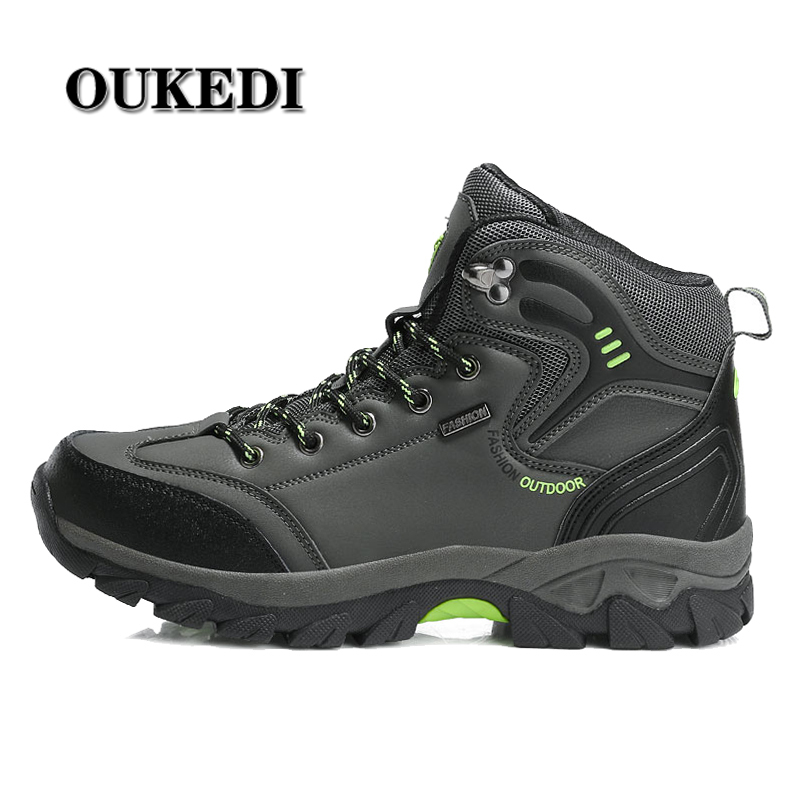 Shoe-Sneakers Hiking-Shoes Hunting Outdoor-Trainer Breathable Men Classics-Style High-Quality