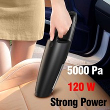 120W 5000pa Strong suction vacuum portable aspiradoras washable handheld Wet and Dry Dual Use home staubsauger Vacuum Cleaner цена и фото