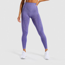 Leggings Scrunch Yoga-Pants Exercise Tights Seamless Gym Fitness High-Waisted Women Sport