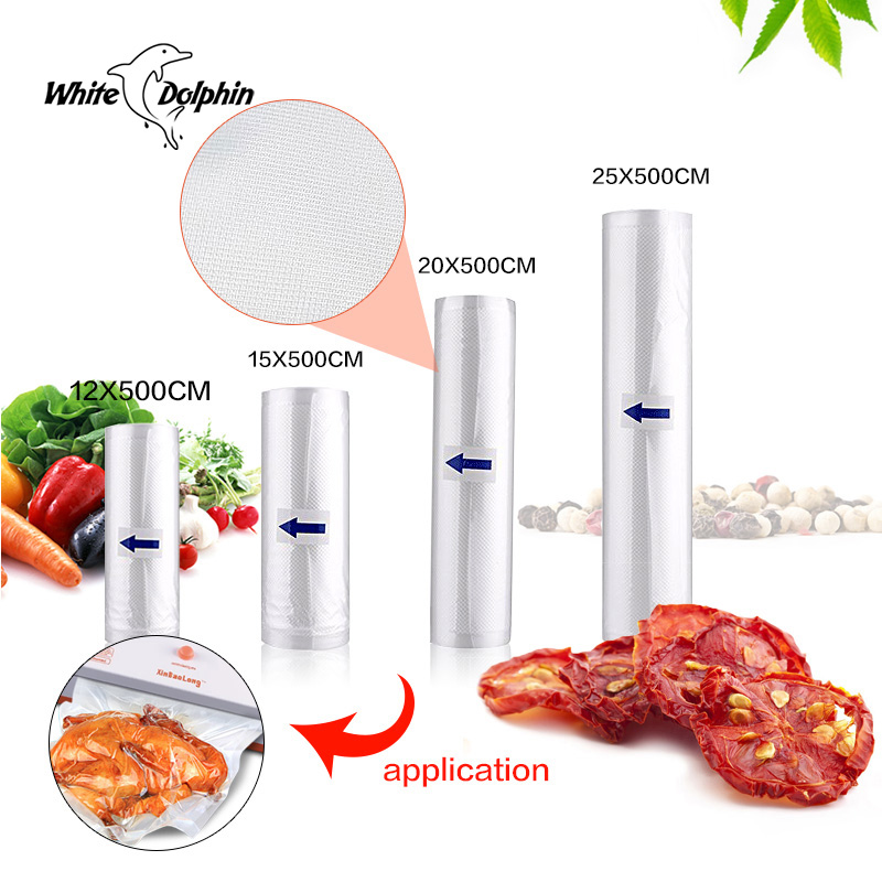 Vacuum Sealer Food Saver Bag For Kitchen Storage Bags Sealer Vacuum Packer Fresh Vacuum Sealer Packing Machine Packer Bag