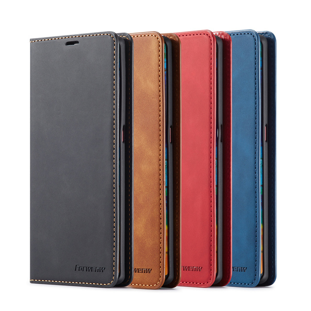 Magnetic Leather Case For Huawei Mate 20 30 P20 P30 Pro Lite P Smart Plus 2019 Honor10lite Wallet Flip P30pro Stand Cover Etui 5