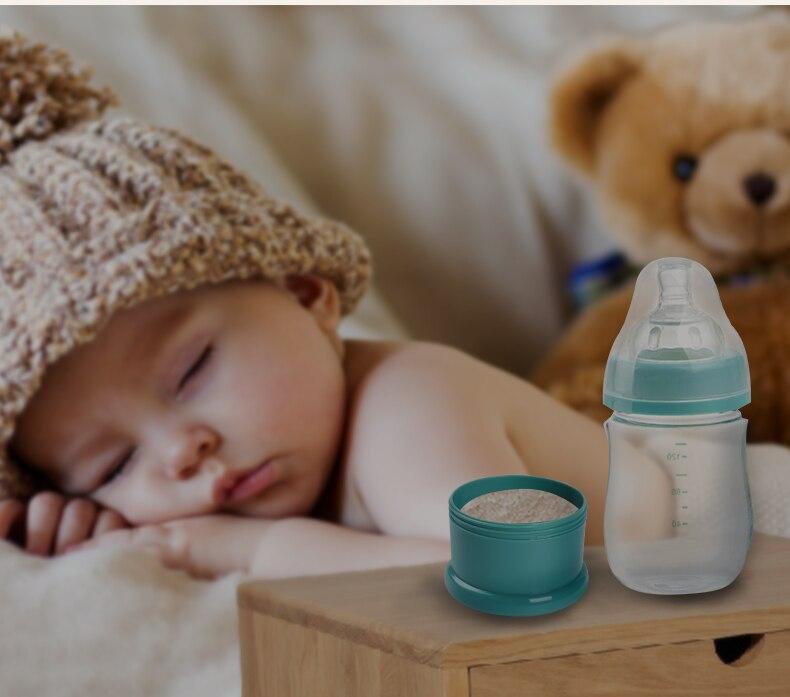 Armazenamento de comidas p bebê