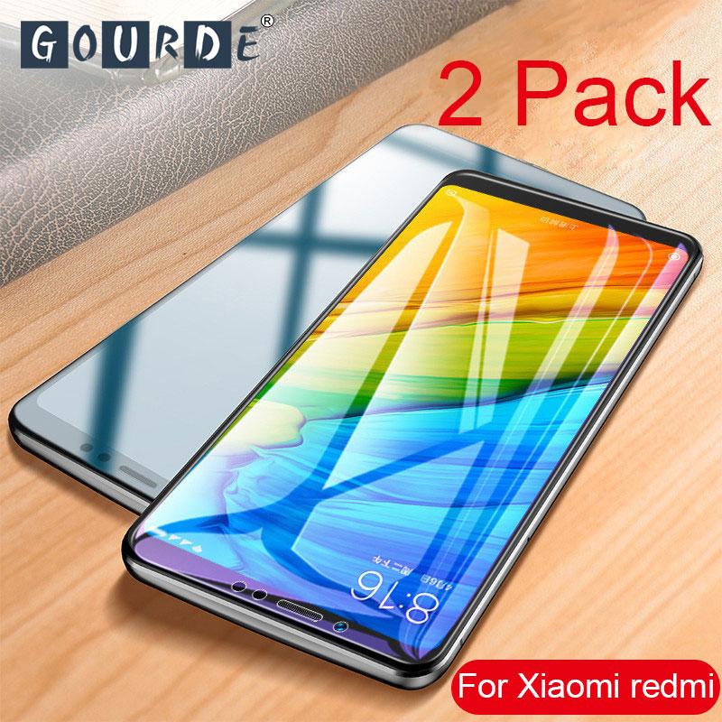 Gourde für Xiaomi Redmi Note 5 Displayschutzfolie für Xiaomi mi 8 - Handy-Zubehör und Ersatzteile