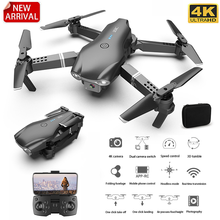 LSRC S602 RC Drone 4K 1080P Dual Camera WiFi FPV Camera Drone Height Hold Mode RC Foldable Quadcopter Dron Boy Toy Gift VS E68