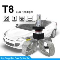 2x Car Headlight Led H7 H11 H8 HB4 H1 H3 HB3 9006 9005 Led Bulbs Automobiles Headlamp Lights Csp Lamp Fog Light 6000k 12 24v