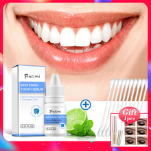 Teeth Whitening Essence Powder Oral Hygiene Tooth Cleaning Serum Product Removes Plaque Stains Bleaching Dentist Dental Tools
