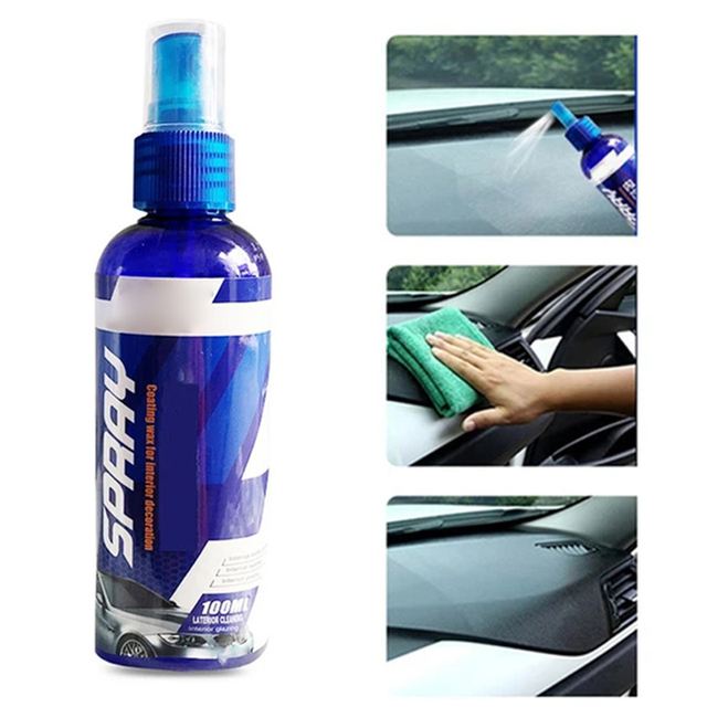 Anti Scratch Hydrophobic Polish Nano Coating Agent for Fog-Free Deep Shine Slick Surface and Long-lasting Protection TUE 1