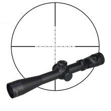 Тактильная красная точка прицел M3 3,5-10* 40E боковая фокусировка винтовка прицел PP1-0036