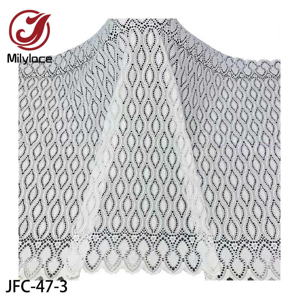 Швейцарская вуаль Milylace, кружево в Швейцарии, 100% хлопок, швейцарское кружево с камнем, Высококачественная нигерийская кружевная ткань для женщин