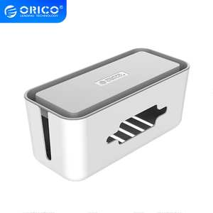 ORICO Outlet-Boxes Clips Cable Organizer Power-Strip Multi-Charger-Wire Electrical