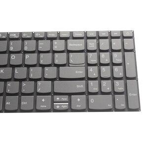 Image 4 - 新米国レノボ ideapad 520 15 520 15IKB 320S 15 320 15ISK 320S 15IKBR 米国ノートパソコンのキーボードブラックバックライト