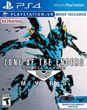 Видеоигра Zone of the Enders: The 2nd Runner Mars (с поддержкой PS VR) (PS4)