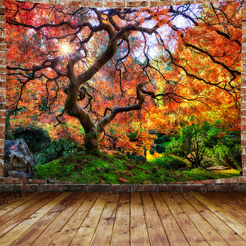 Simsant Psychedelic Shrooms Tapestry Colorful Abstract Trippy Tapestry Wall Hanging Tapestries for Home Dorm Fantasy Decor 18