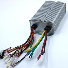 GREENTIME 24 MOSFET 2000 W/2500 W 60V 60Amax контроллер бесщеточного двигателя постоянного тока, EV бесщеточный скоростной контроллер