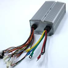 GREENTIME 24 MOSFET 2000W/2500W 60V 60Amax BLDC motor controller, EV brushless speed controller(China)