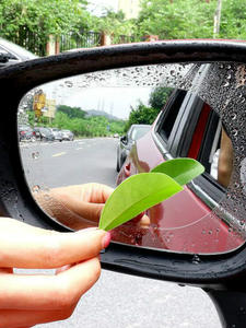 Rainproof-Film Rearview-Mirror Clear Side-Window Anti-Scratch Car-Side 2PCS for Micro-Nano