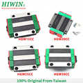 HIWIN  HGW15CC HGW20CA HGW20CC HGW25CC HGW30CC linear flange block carriages for HGR20 HGR30 linear rail