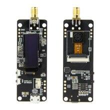 LILYGO®تي تي جو يوميات ESP32 كاميرا ESP32 OV2640 سام واي فاي 3dbi هوائي 0.91 OLED ESP32 لوحة كاميرا