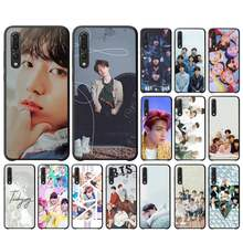 LJHYDFCNB BTS TPU Soft Silicone Phone Case Cover For Huawei P10 Pius Lite P20 Lite P30 Lite Psmart P20lite Case(China)