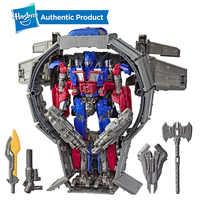 Hasbro Transformers Giocattoli Robot Serie Studio 44 Leader di Classe Transformers Dark of the Moon movie Optimus Prime Action Figure