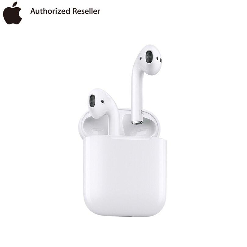 Brand New Genuine Apple AirPods Wireless Earphone Original Bluetooth Headphones For IPhone Xs Max XR 7 8 MacBook Apple Watch