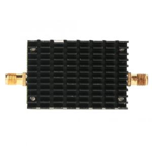 Image 4 - 2MHz 700MHZ 3W HF VHF UHF FM Transmitter Broadband RF Power Amplifier For Radio 35dB Gain Professinal Audio AMP