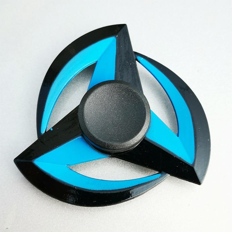 Fidget-Spinner Kinetic Toy Autism-Stress Ninja-Shuriken Reliever-Toys for Kids Zinc-Alloy img2