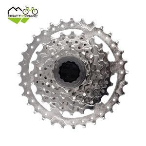 DRIFT MANIAC 7 SpeedS Cassette Freewheel 11-32T 7spd Nickel Bicycle Sprocket