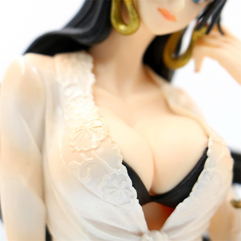 Anime One Piece Master Stars Piece Hankook Female Emperor Swimsuit Bikini Boxed PVC Action Figure Collection Model Toy 2