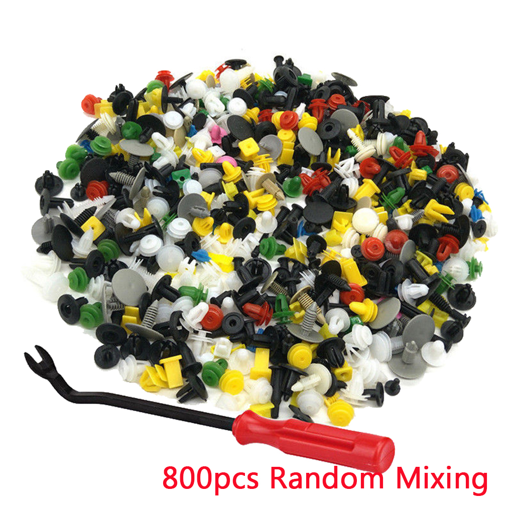 800PCS With tool