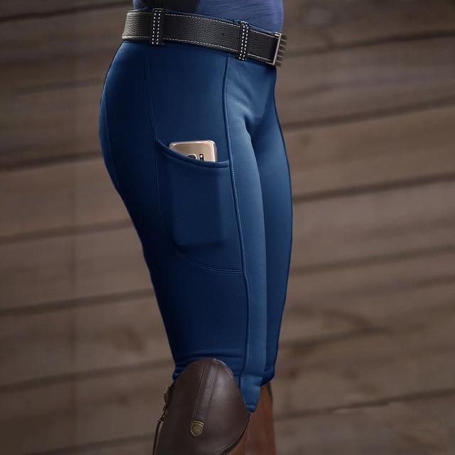 Perfect Fit  Equestrian Racing Pants  5