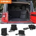 SHINEKA Verstauen Aufräumen Für Suzuki Jimny Auto Ersatz Reifen Lagerung Tasche Multifunktions Veranstalter Accessoroies Für Suzuki Jimny 2019 +