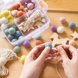 Image 4 - Yapalım bebek oyuncakları cep yatak eğitici oyuncaklar çıngıraklar üzerinde beşik kaktüs yılbaşı hediyeleri DIY seti çıngıraklar yenidoğan için