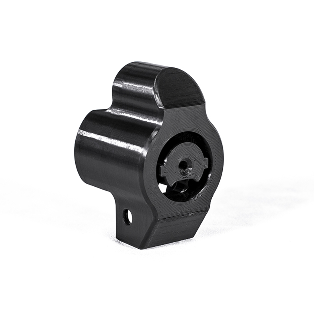 MODIKER 2019 NEW DK Buffer Tube Adapter Connector for HQ MP5K Water Gel Beads Blaster - BlackOutdoor Fun & Sports