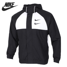Original New Arrival NIKE M NSW SWOOSH JKT HD WVN Men's Jacket Hooded Sportswear