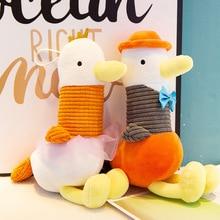 35cm new seagull doll cute girl children plush toy birthday gift