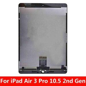 100% протестированный ЖК-дисплей для iPad Air 3 2019 A2152 A2123 A2153 A2154 кодирующий преобразователь сенсорного экрана в сборе ЖК-дисплей для iPad air 3 Pro 10,5 2nd ...