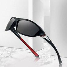 Reven Jate S012 Men Polarized Sunglasses UV400 Man Sunwear Protection from Strong Sunlight