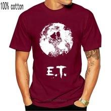 E.T. ET Alien – t-shirt Design rétro du film des années 80, elliptt, BMX, Biker, Moon