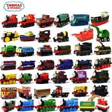 Магнитный поезд Thomas and Friends из сплава, игрушка из сплава Томас Джеймс Гордон Генри Эмили Дуглас, подарок на день рождения