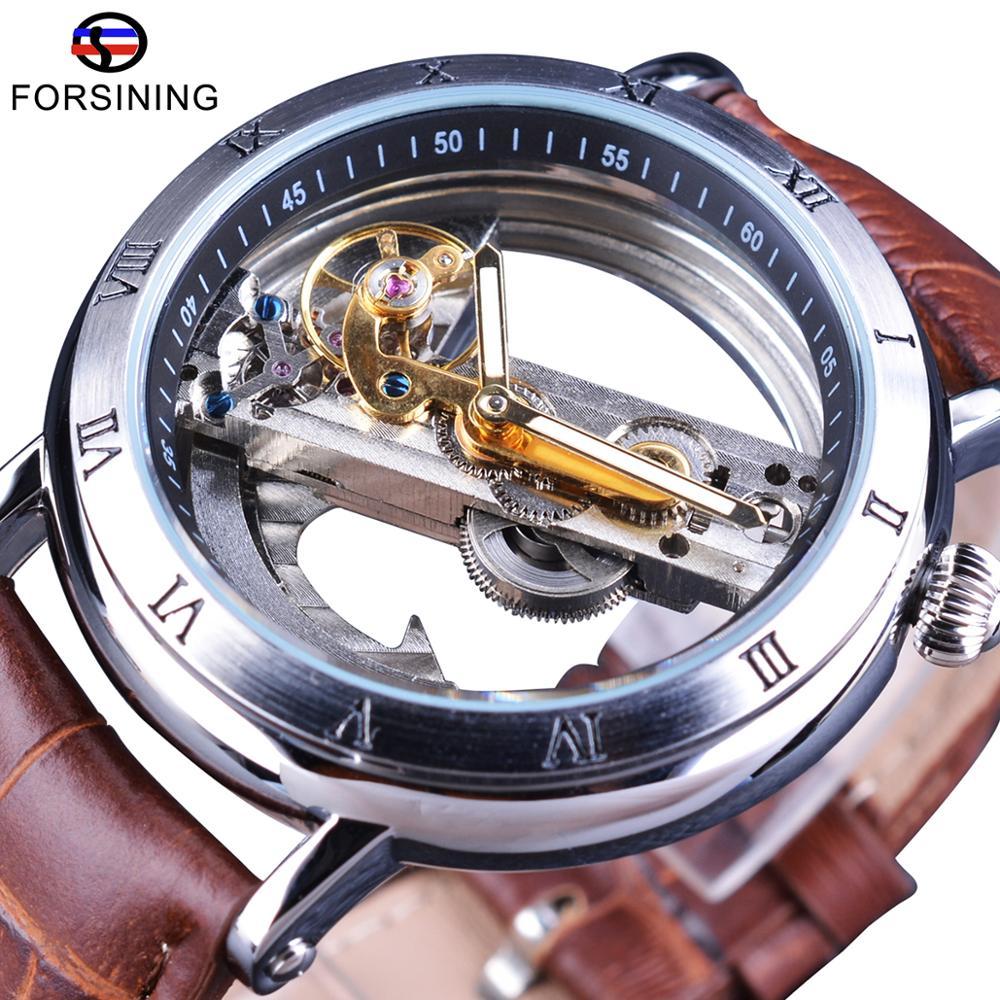 montre steampunk bracelet cuir