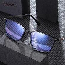 RAVENISA Luxury Fashion Optical Glasses For Men Suqare TR90 Frame Blue Light Blocking Lenses Computer Women Eyeglasses