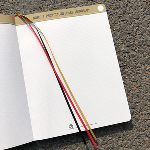 Image 5 - B5 larger size 7 X 9 inch soft touch cover dot grid journal smaller Dotted 160 pages 160Gsm ultra paper