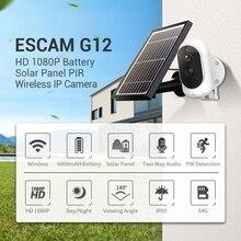 Solar Power Camera 1080P HD USB Solar Camera Wifi Wireless Outdoor Monitoring PIR Alarm Waterproof  Solar Panel Security Camera