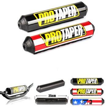 "PRO alargado 250mm manillar de 7/8 ""Slider agarre para FCI RMZ KTM YZF ATV Gran suciedad Pit Bike motocicleta Motocross Enduro SM"