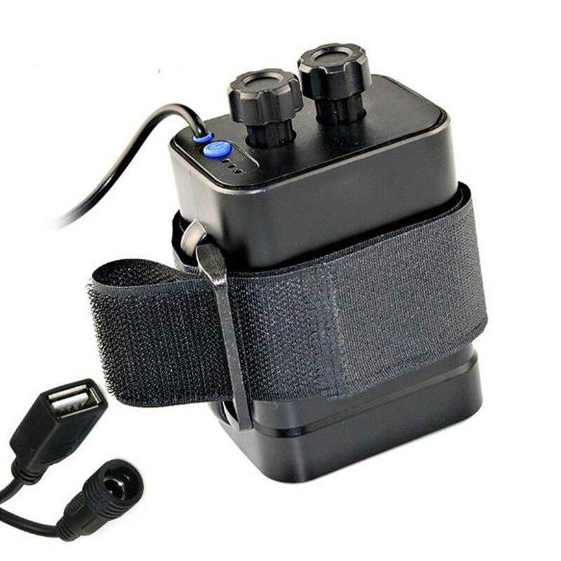 Аккумулятор 18650 diy powerbank box 6x18650 чехол для хранения