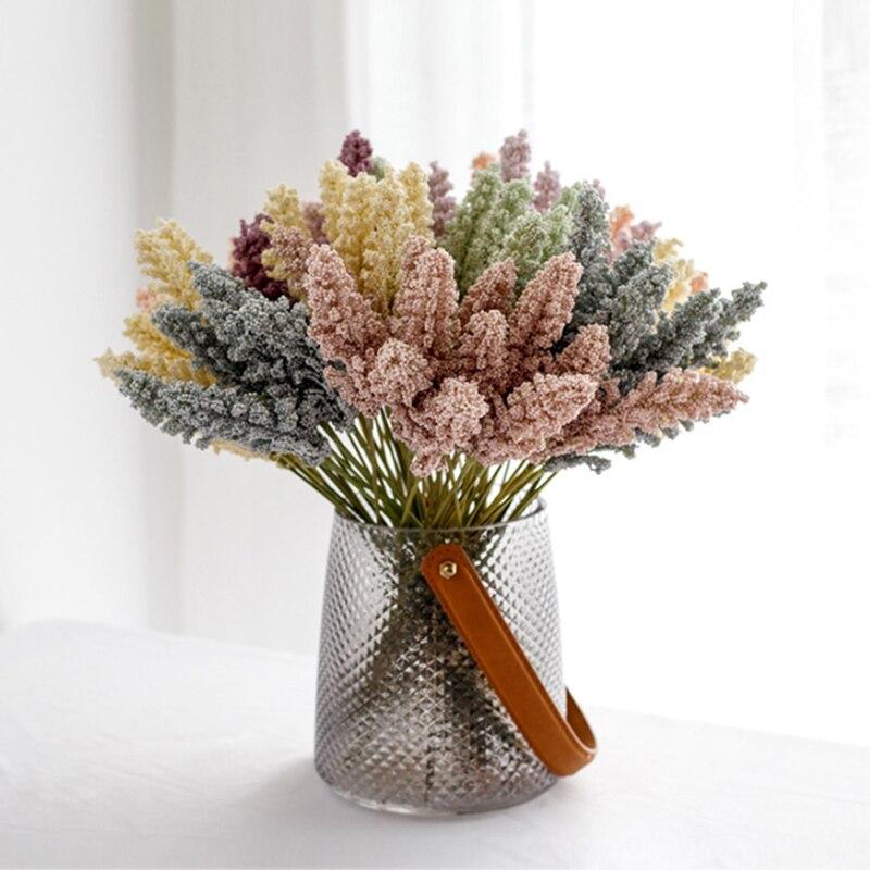 6/10 sztuk kwiatów lawendy prawdziwe sztuczny suszony kwiaty hurtownia ściana roślin bukiet dekoracyjny materiał instrukcja DIY wazony dla domu