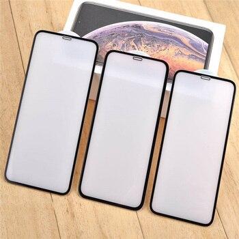 Vidrio Protector de cerámica para iPhone SE 2020 SE 2 SE2 Protector de pantalla para iPhone X XR Xs 11 Pro Max 7 8 6 6S Plus Vidrio Templado
