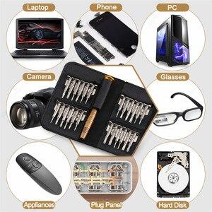 Image 3 - Kit ferramentas reparo celular kit 43 em 1, alavanca conjunto chave de fenda para conserto do telefone inteligente laptop ferramenta de desmontagem kit de